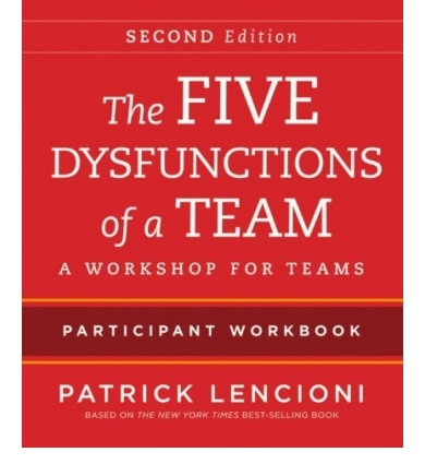 5 dysfunctions of a team facilitator guide
